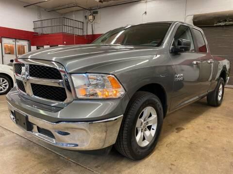 2013 RAM Ram Pickup 1500 for sale at Columbus Car Warehouse in Columbus OH