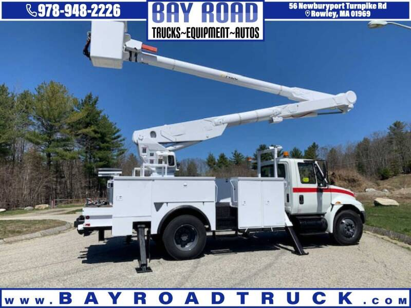 2006 International DuraStar 4300 for sale at Bay Road Trucks in Newbury MA