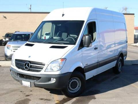 2013 Mercedes-Benz Sprinter Cargo for sale at United Auto Exchange in Addison IL