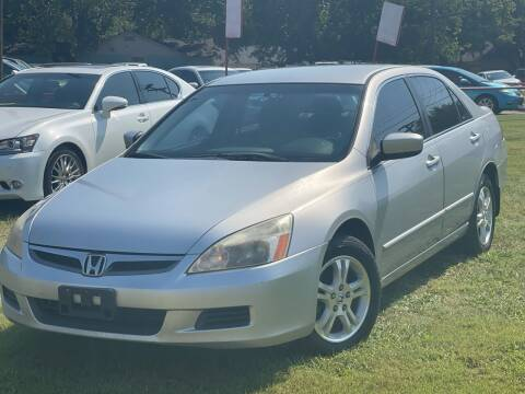 2007 Honda Accord for sale at Texas Select Autos LLC in Mckinney TX