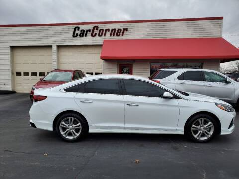 2018 Hyundai Sonata for sale at Car Corner in Mexico MO