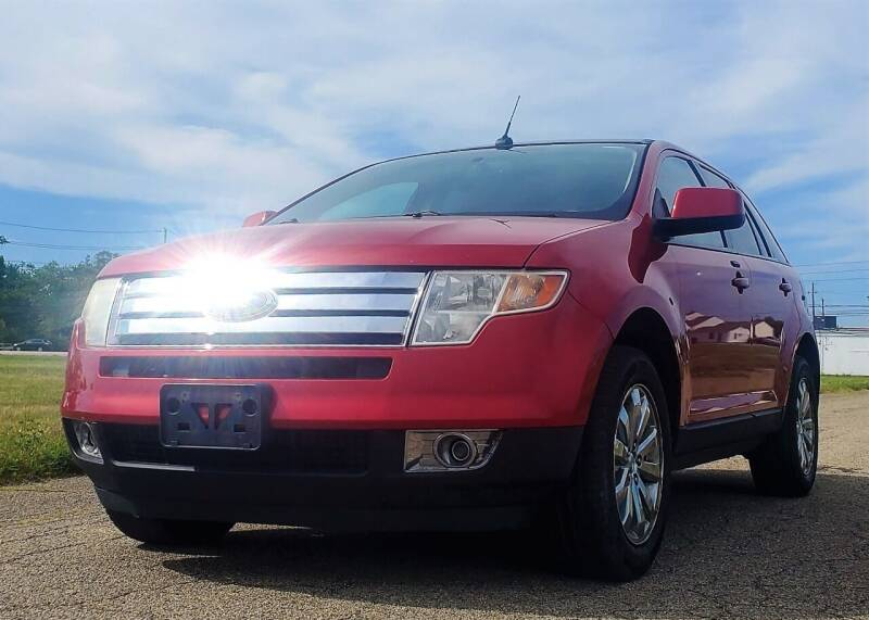 2010 Ford Edge for sale at A F SALES & SERVICE in Indianapolis IN