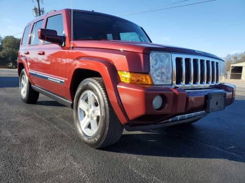 2009 Jeep Commander for sale at Thornhill Motor Company in Lake Worth TX