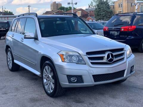 2010 Mercedes-Benz GLK for sale at IMPORT Motors in Saint Louis MO