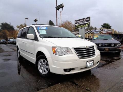2010 Chrysler Town and Country for sale at Save Auto Sales in Sacramento CA
