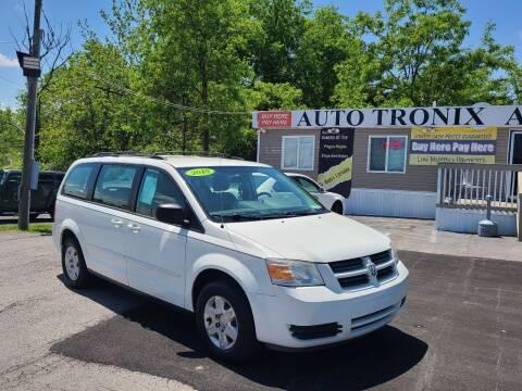 2010 Dodge Grand Caravan for sale at Auto Tronix in Lexington KY