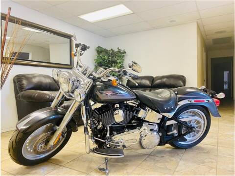 2007 HARLEY DAVIDSON Fat Boy for sale at KARS R US in Modesto CA