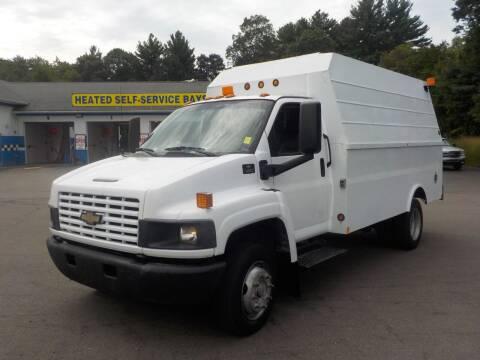 2008 Chevrolet C4500 for sale at RTE 123 Village Auto Sales Inc. in Attleboro MA