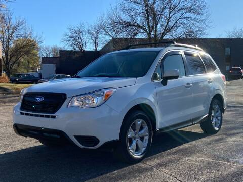 2016 Subaru Forester for sale at North Imports LLC in Burnsville MN