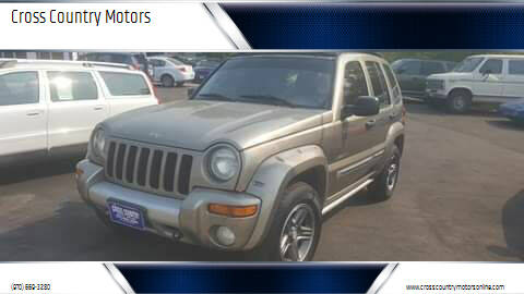2004 Jeep Liberty for sale at Cross Country Motors in Loveland CO
