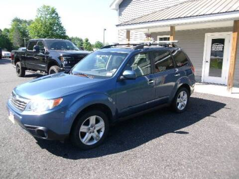 2009 Subaru Forester for sale at Lakes Region Auto Source LLC in New Durham NH