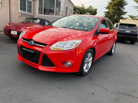 2012 Ford Focus for sale at Ronnie Motors LLC in San Jose CA