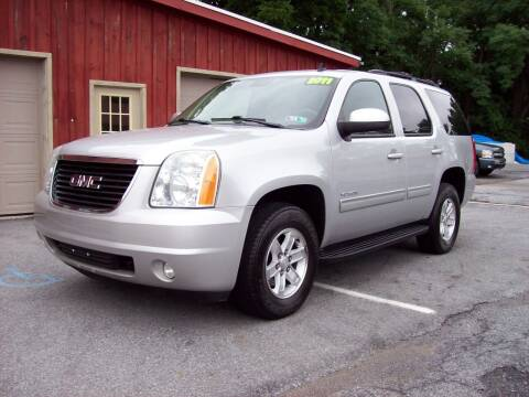 2011 GMC Yukon for sale at Clift Auto Sales in Annville PA