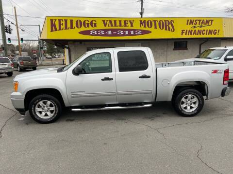 2013 GMC Sierra 1500 for sale at Kellogg Valley Motors in Gravel Ridge AR