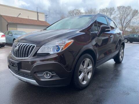 2015 Buick Encore for sale at MIDWEST CAR SEARCH in Fridley MN