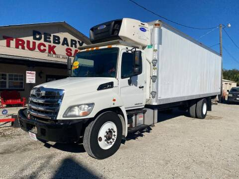 2015 Hino 268 REFRIGERATED for sale at DEBARY TRUCK SALES in Sanford FL