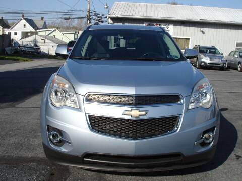 2014 Chevrolet Equinox for sale at Pete's Bridge Street Motors in New Cumberland PA