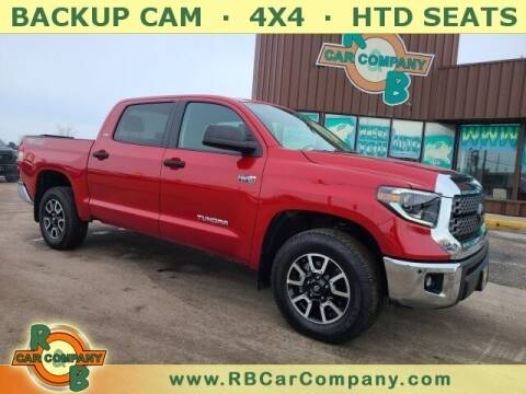 2021 Toyota Tundra for sale at R & B CAR CO - R&B CAR COMPANY in Columbia City IN