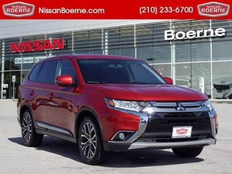2018 Mitsubishi Outlander for sale at Nissan of Boerne in Boerne TX