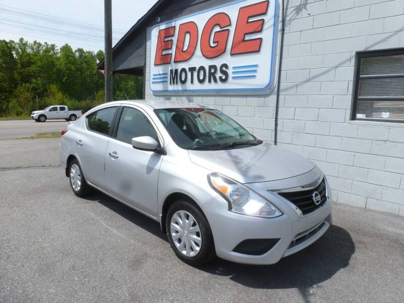 2016 Nissan Versa for sale at Edge Motors in Mooresville NC