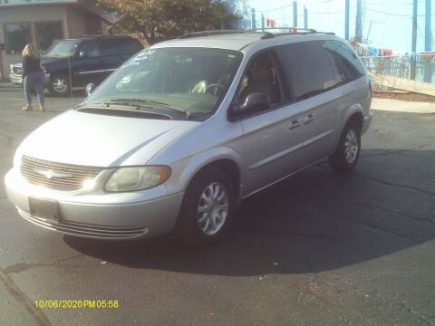 2003 Chrysler Town and Country for sale at Flag Motors in Columbus OH