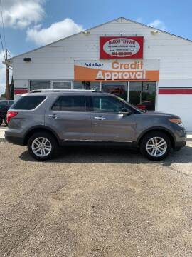 2013 Ford Explorer for sale at MARION TENNANT PREOWNED AUTOS in Parkersburg WV