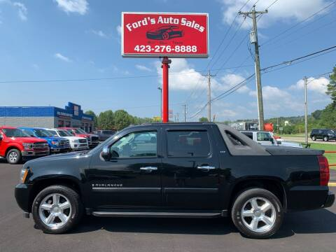 2008 Chevrolet Avalanche for sale at Ford's Auto Sales in Kingsport TN