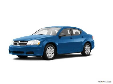 2014 Dodge Avenger for sale at FREDYS CARS FOR LESS in Houston TX