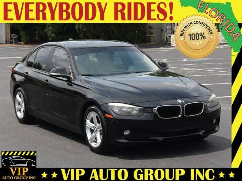 2014 BMW 3 Series for sale at VIP Auto Group in Clearwater FL