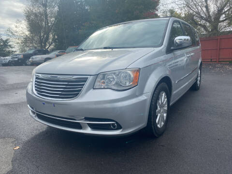 2012 Chrysler Town and Country for sale at Action Automotive Service LLC in Hudson NY