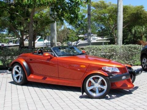 2001 Plymouth Prowler for sale at Auto Quest USA INC in Fort Myers Beach FL