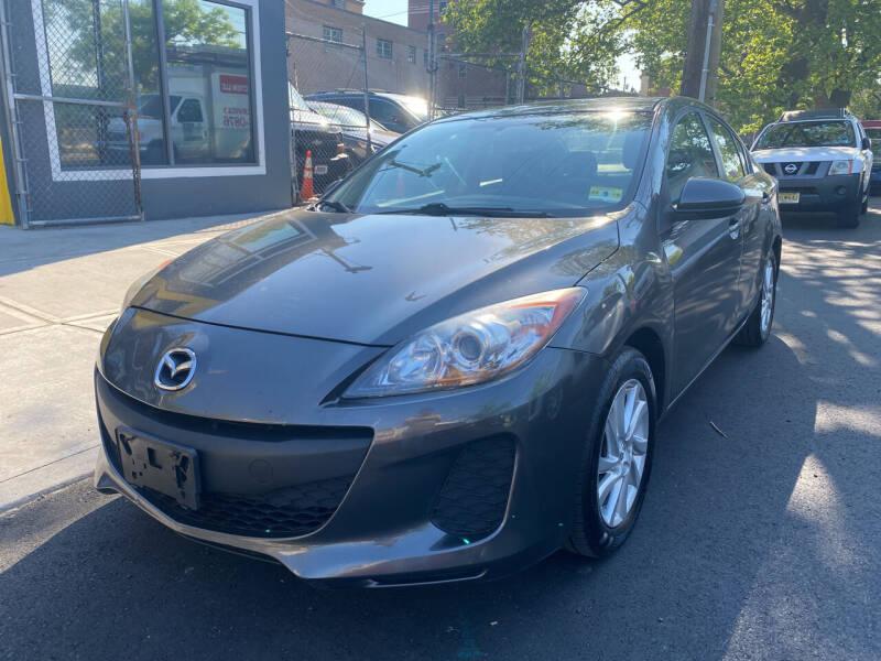 2012 Mazda MAZDA3 for sale at DEALS ON WHEELS in Newark NJ