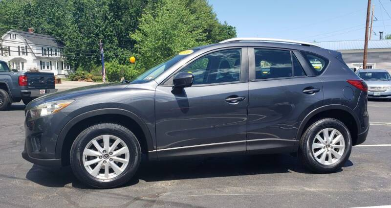 2014 Mazda CX-5 for sale at Healey Auto in Rochester NH