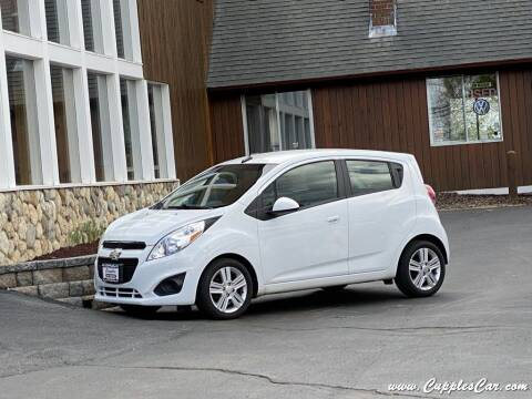 2013 Chevrolet Spark for sale at Cupples Car Company in Belmont NH