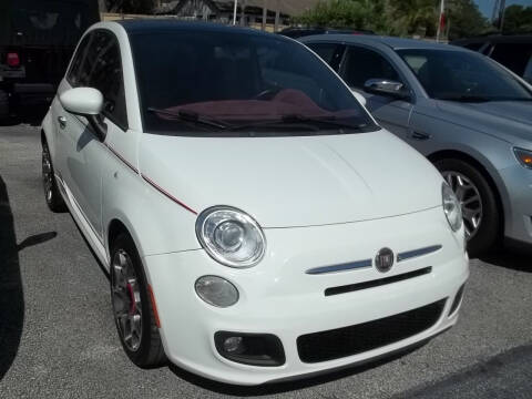 2013 FIAT 500 for sale at PJ's Auto World Inc in Clearwater FL