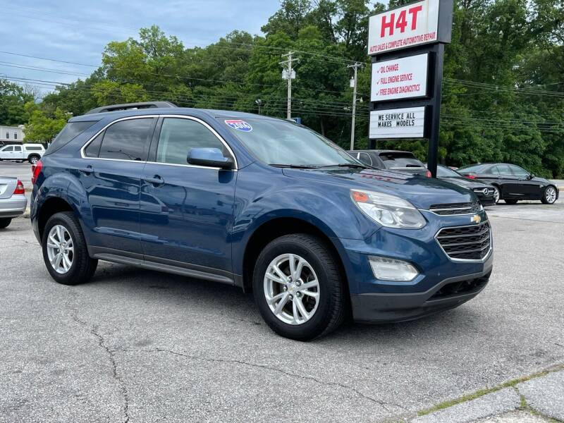2016 Chevrolet Equinox for sale at H4T Auto in Toledo OH