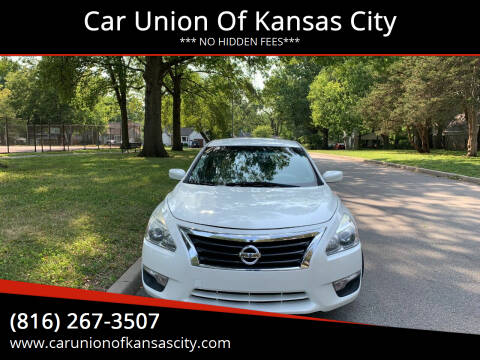 2013 Nissan Altima for sale at Car Union Of Kansas City in Kansas City MO