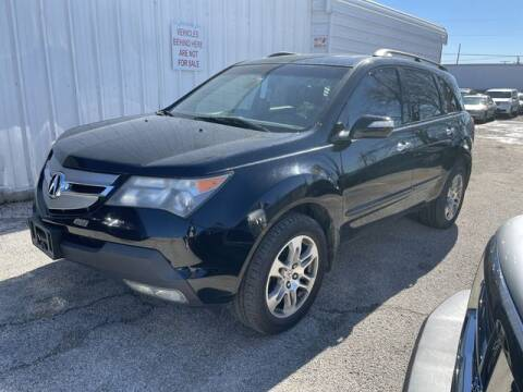 2008 Acura MDX for sale at The Kar Store in Arlington TX