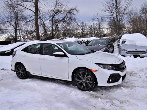 2019 Honda Civic for sale at Premier Auto & Parts in Elyria OH