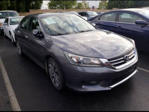 2014 Honda Accord for sale at Auto Solutions in Maryville TN