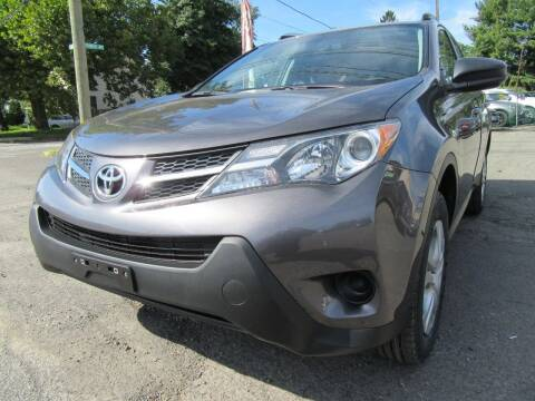 2014 Toyota RAV4 for sale at PRESTIGE IMPORT AUTO SALES in Morrisville PA