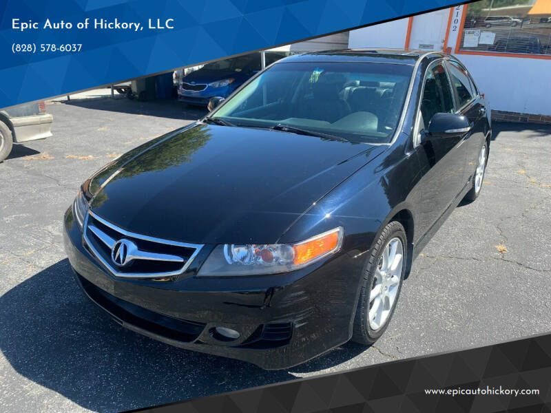 2006 Acura TSX for sale in Hickory, NC