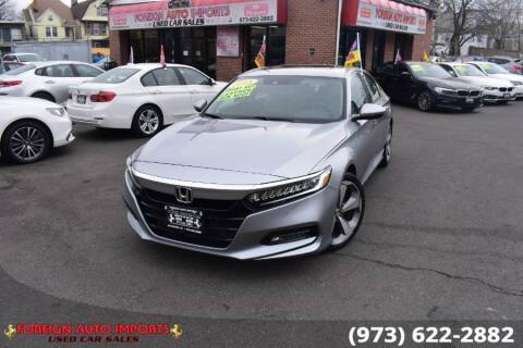 2018 Honda Accord for sale at www.onlycarsnj.net in Irvington NJ