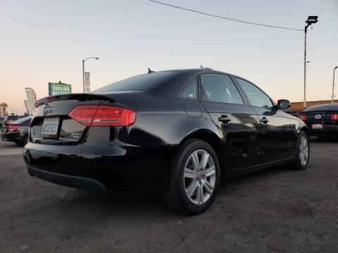 2011 Audi A4 for sale at LR AUTO INC in Santa Ana CA