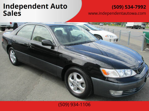 1997 Lexus ES 300 for sale at Independent Auto Sales #2 in Spokane WA