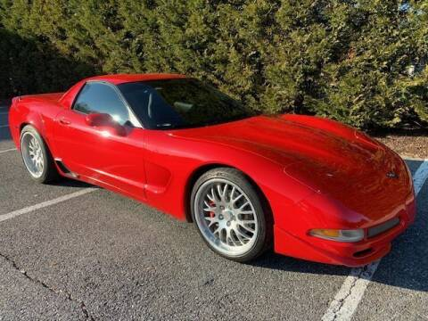 2004 Chevrolet Corvette for sale at Limitless Garage Inc. in Rockville MD