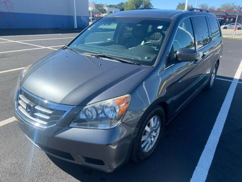 2010 Honda Odyssey for sale at Eden Cars Inc in Hollywood FL