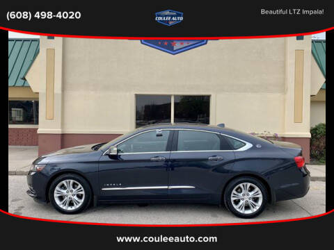 2014 Chevrolet Impala for sale at Coulee Auto in La Crosse WI