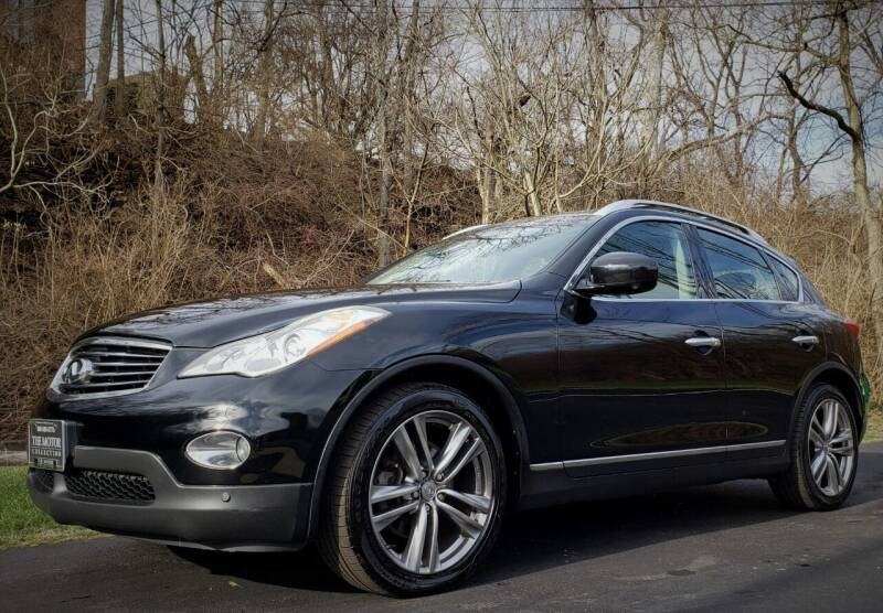 2011 Infiniti EX35 for sale at The Motor Collection in Columbus OH