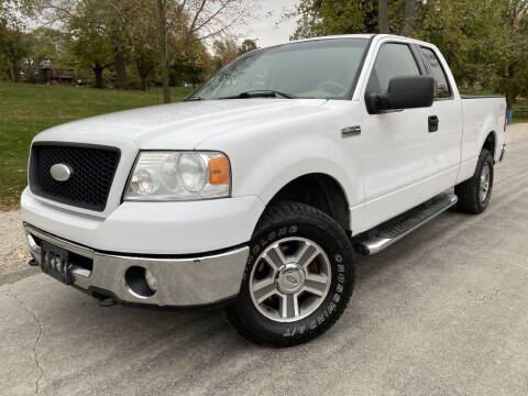 2006 Ford F-150 for sale at Bloomington Auto Sales in Bloomington IL